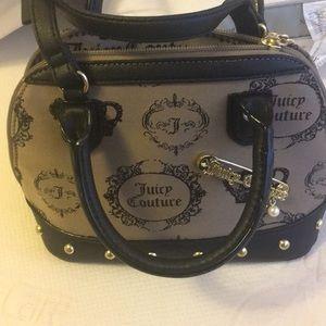 Juicy couture mini cross body purse